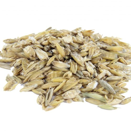 rolled oats for animal feed