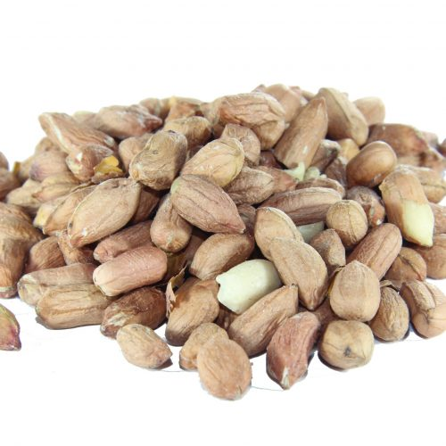 whole peanuts for animals