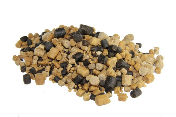 Coppens Mixed Feed Pellets